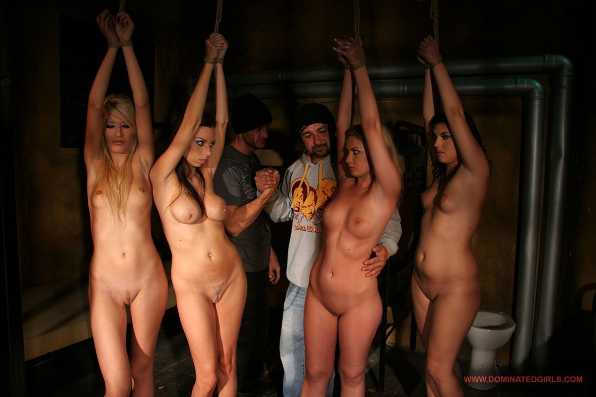 Women slave naked auction sex