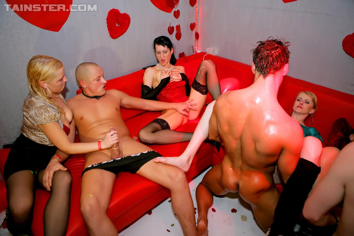 valentine day porn